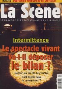 Nicolas Marc - La Scène N° 30, Septembre 200 : .