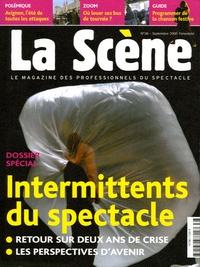 Jean-Pascal Viault et  Collectif - La Scène N° 38 : Intermittents du spectacle.