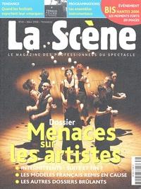Marc Nicolas - La Scène N° 40, Mars 2006 : Menaces sur les artistes.