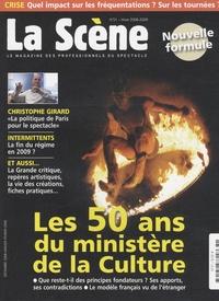 Rosita Boisseau - La Scène N° 51, Hiver 2008-20 : Les 50 ans du ministère de la Culture.