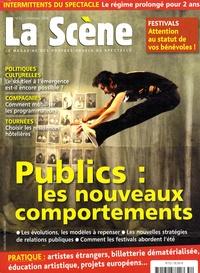 Cyrille Planson - La Scène N° 52, Printemps 200 : Publics : les nouveaux comportements.
