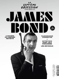Nicolas Tellop - La septième obsession Hors-série N° 3, mar : James Bond.