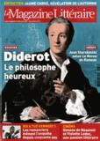 Patrice Bollon - Le Magazine Littéraire N° 537, novembre 201 : Diderot - Le philosophe heureux.