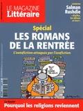 Patrice Bollon - Le Magazine Littéraire N° 571, septembre 20 : Pourquoi les religions reviennent.