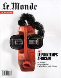 Vincent Giret - Le Monde Hors-série avril 201 : Art. Le printemps africain.