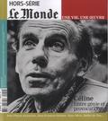 Emile Brami - Le Monde Hors-série : Céline, entre génie et provocation.