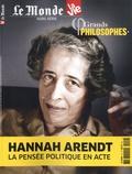 Chantal Cabé - Le Monde Hors-série : Hannah Arendt, la pensée politique en acte.