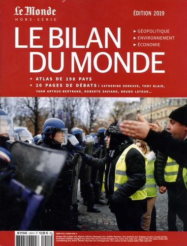 Pierre Jullien et Antoine Reverchon - Le Monde Hors-série : Le bilan du monde.