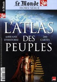 Chantal Cabé et Michel Lefebvre-Peña - Le Monde Hors-série N° 26, oc : L'atlas des peuples.