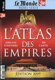 Chantal Cabé - Le Monde Hors-série N° 27, ja : L'atlas des empires.