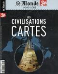 Chantal Cabé - Le Monde Hors-série N° 28, av : Les civilisations en cartes.
