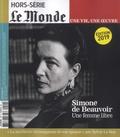 Michel Lefebvre - Le Monde Hors-série N° 40, fé : Simone de Beauvoir - Une femme libre.