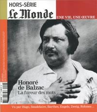 Alain Abellard - Le Monde Hors-série N° 41, av : Honoré de Blazac - La fureur des mots.