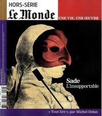 Louis Dreyfus - Le Monde N° 24, novembre 2014 : Sade - L'insupportable.