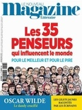 Hervé Aubron et Claude Perdriel - Le Nouveau Magazine Littéraire N° 13, janvier 2019 : Les 35 penseurs qui influencent le monde - Pour le meilleur et pour le pire.
