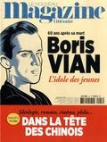 Nicolas Domenach - Le Nouveau Magazine Littéraire N° 18, juin 2019 : 60 ans après sa mort, Boris Vian - L'idole des jeunes.