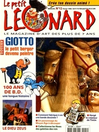 Jeanne Faton-Boyancé - Le Petit Léonard N°12, février 1998 : Giotto.