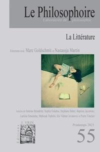 Collectif - Le Philosophoire N° 55, avril 2021 : La littérature.