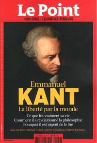 Catherine Golliau - Le Point hors-série - Les Maîtres penseurs N° 22, avril-mai 201 : Emmanuel Kant.