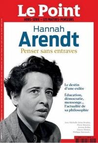 Le Point - Le Point hors-série - Les Maîtres penseurs N° 29, février 2021 : Hannah Arendt.