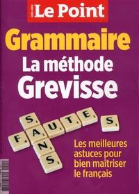 Louise Cuneo - Le Point hors-série N° 5, novembre 2018 : Grammaire - La méthode Grevisse.