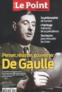 Catherine Golliau - Le Point hors-série - Références N° 5, juin-juillet 2 : Charles De Gaulle.