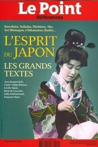 Catherine Golliau - Le Point hors-série - Références N° 80, avril-mai-jui : L'esprit du Japon - Les grands textes.