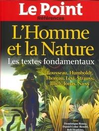 Catherine Golliau - Le Point hors-série - Références N° 81, juin 2020 : L'homme et la nature - Les textes fondamentaux.