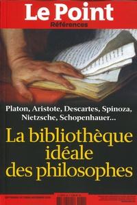 Catherine Golliau - Le Point hors-série - Références N° 82, septembre, oc : Bibliothèque idéale du philosophe.