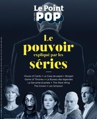 Phalène de La Valette et Mathilde Cesbron - Le Point POP Hors-série N°7, nove : pollen.