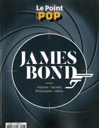 Phalène de La Valette et Mathilde Cesbron - Le Point POP N° 6, février-mars 2 : James Bond - Histoire - Secrets - Philosophie - Héros.