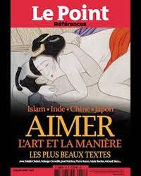 Etienne Gernelle - Le Point hors-série - Références N° 58, juillet-août  : Aimer, l'art et la manière.