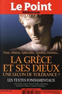 Catherine Golliau - Le Point hors-série - Références N° 64, juillet-août  : La Grèce et ses dieux.
