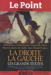 Catherine Golliau et Etienne Gernelle - Le Point hors-série - Références N° 72, mars-avril 20 : La droite, la gauche - Les grands textes.