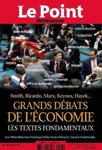 Catherine Golliau - Le Point hors-série - Références N° 77, mai-juin-juil : Les grands débats de l'économie.
