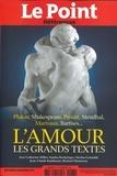 Catherine Golliau - Le Point Références N° 78, septembre-nov : L'amour - Les grands textes.