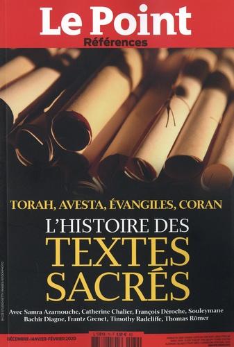 Catherine Golliau - Le Point hors-série - Références N° 79, décembre-janv : Les textes sacrés.