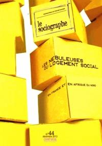 Ahmed Nordine Touil et Lassaad Labidi - Le sociographe N° 44, Décembre 2013 : Les nébuleuses du logement social en France et en Afrique du Nord.