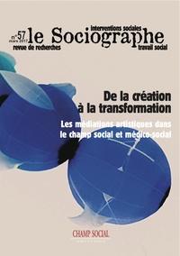 Champ Social - Le sociographe N° 57 : .