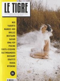Laetitia Bianchi - Le Tigre N° 34, octobre 2013 : .