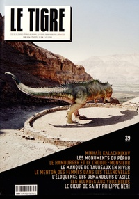 Laetitia Bianchi - Le Tigre N° 39, mars 2014 : .