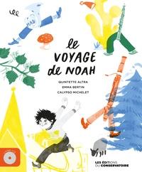 Altra Quintette et Calypso Michelet - Le voyage de Noah - Un conte musical de Noël.