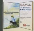 Mark Twain - Les aventures de Tom Sawyer - MP3. 1 CD audio