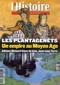 Valérie Hannin - Les Collections de l'Histoire N° 59, Avril-juin 20 : Les Plantagenêts - Un empire au Moyen Age.