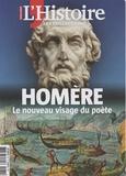 Héloïse Kolebka - Les Collections de l'Histoire N° 82, janvier 2019 : Homère - Le nouveau visage du poète.