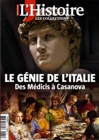 Héloïse Kolebka - Les Collections de l'Histoire N°84, juillet 2019 : Le génie de l'Italie - Des Médicis à Casanova.