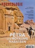 Wael Abu-Azizeh et Charlène Bouchaud - Les Dossiers d'Archéologie N° 386, mars-avril 2 : Pétra et le royaume nabatéen.