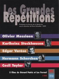 Pierre Schaeffer - Les Grandes Répétitions - 2 DVD.