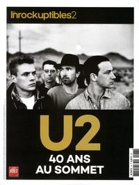 Anne-Claire Norot - Les Inrocks 2 N°78 : U2 - 40 ans au sommet.