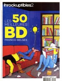Vincent Brunner - Les Inrocks 2 N° 85, janvier 2019 : Les 50 meilleures BD franco-belges.